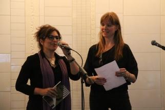 Azita Ghahreman and Petronella Zetterlund