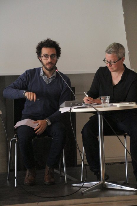 Mazen Maarouf / Rita Paqvalén